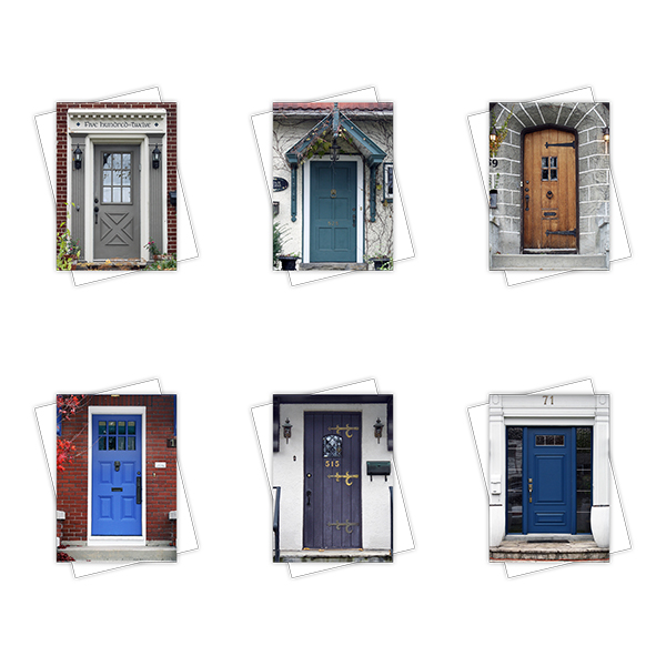 Doors of Ottawa